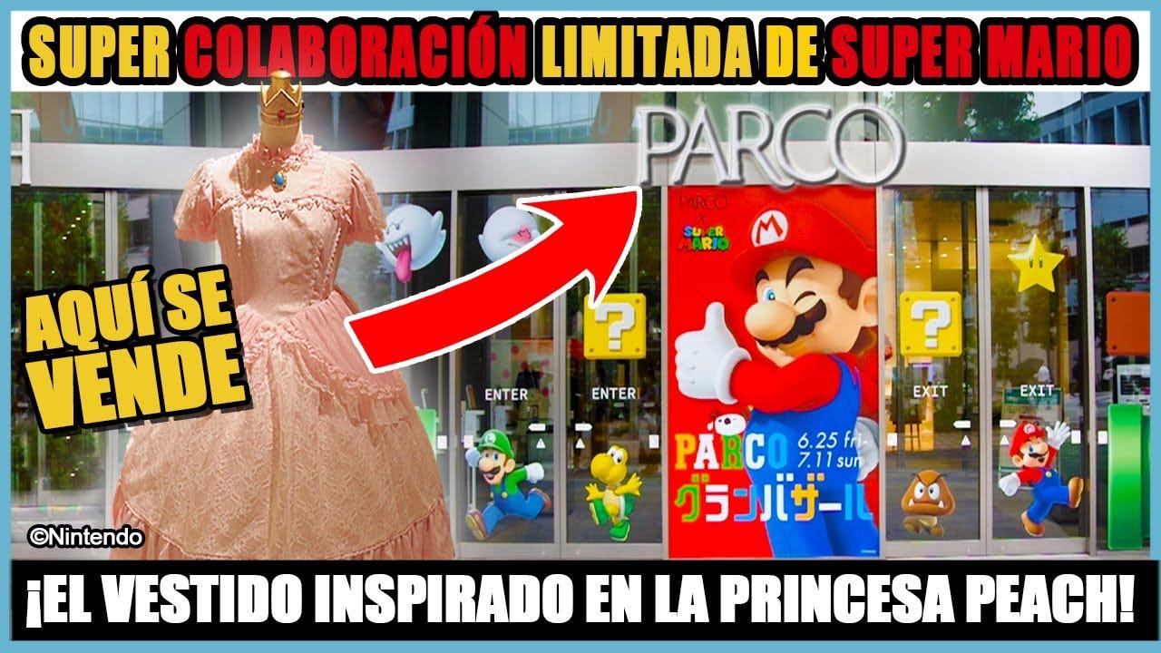 VISITAMOS el Centro Comercial de Super Mario más GRANDE de Japón (Super Mario x PARCO) | N Deluxe