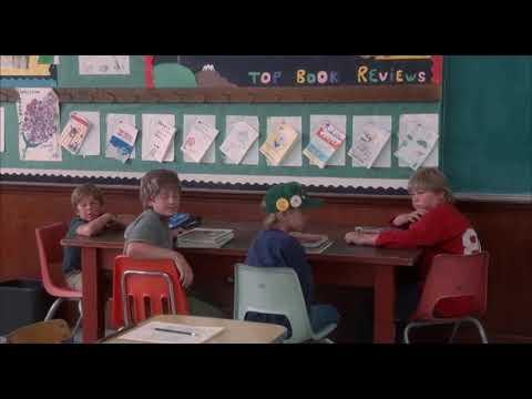 Мама заступается за своих детей ... отрывок из фильма (За бортом/Overboard)1987