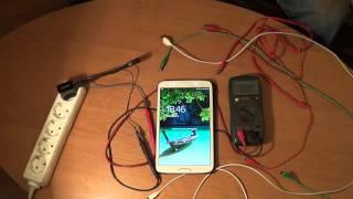 Тест  micro usb шнуров