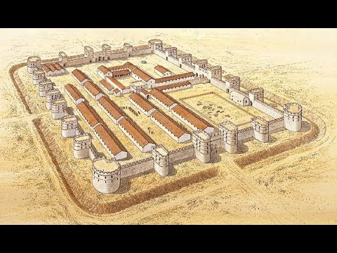 TEMPLE MOUNT = ROMAN FORTRESS ANTONIA (Part 4)