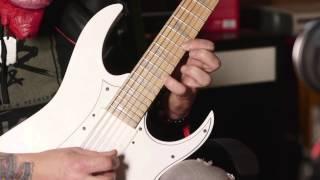 The Word Alive - Zack vs. Satan (Guitar Tutorial)