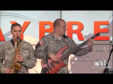 Mic Check in the Morning: 9th Army Band
