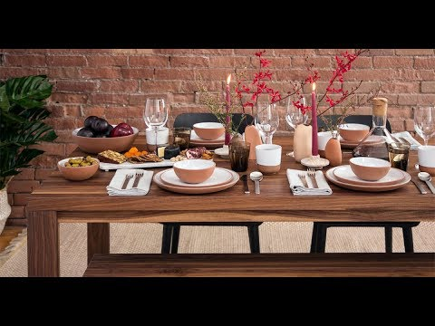 Beau Fall Entertaining Style U0026 Table Setting Ideas