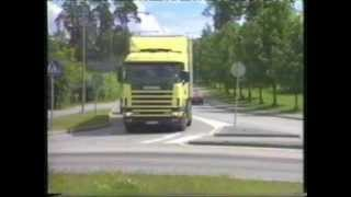 Переключение передач GRS 900(Приемы управления КПП GRS 900 автомобиля Скания., 2012-07-10T12:58:38.000Z)