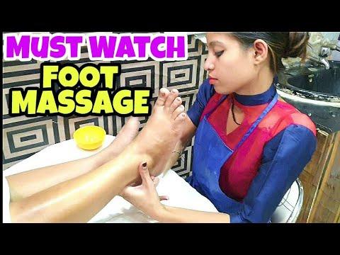 ASMR Foot Reflexology | Foot Massage | Relaxation | Indianmassage | Deep-Sleep