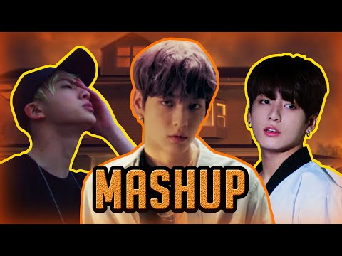 TXT x BTS - Can't You See Me? x Save Me x Dream Glow (ft. Charli XCX)「KPOP MASHUP 2020」
