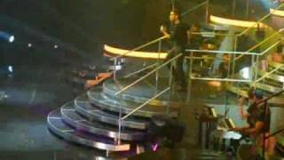 x factor tour 2010 group song starting something please don t stop the music nottingham