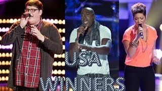 All WINNERS Blind Auditions | Season 1-10