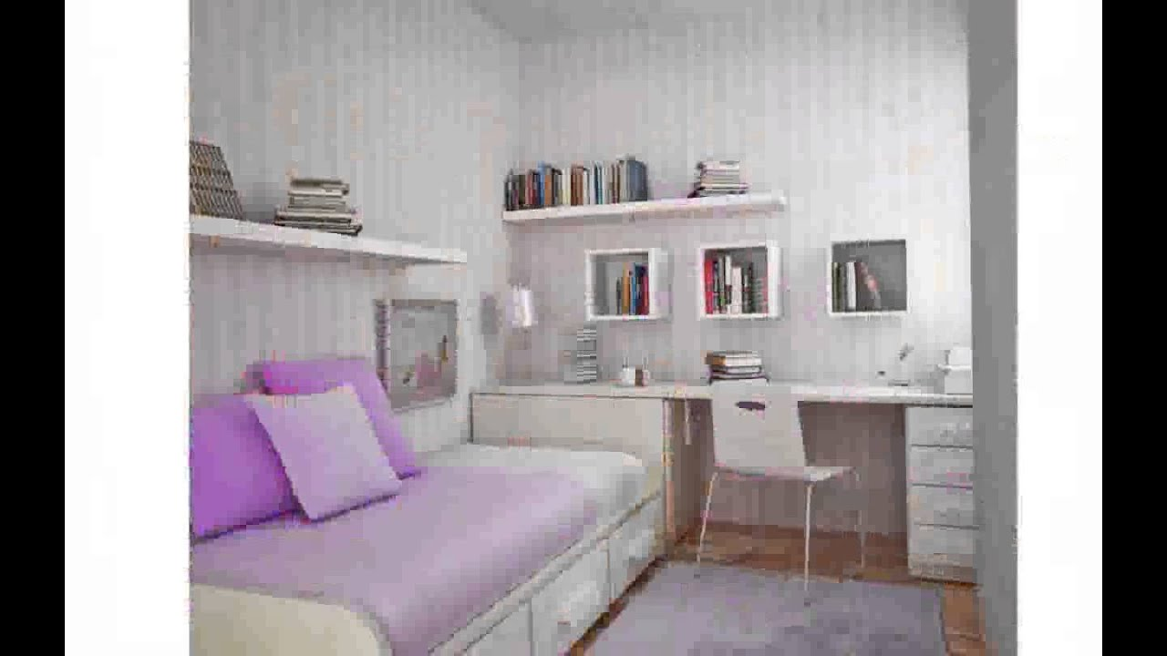 Habitaciones modernas para ni as youtube for Decoracion de recamaras infantiles modernas