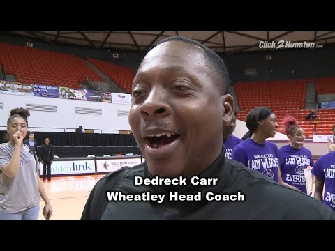 Wheatley High School girls win state championship