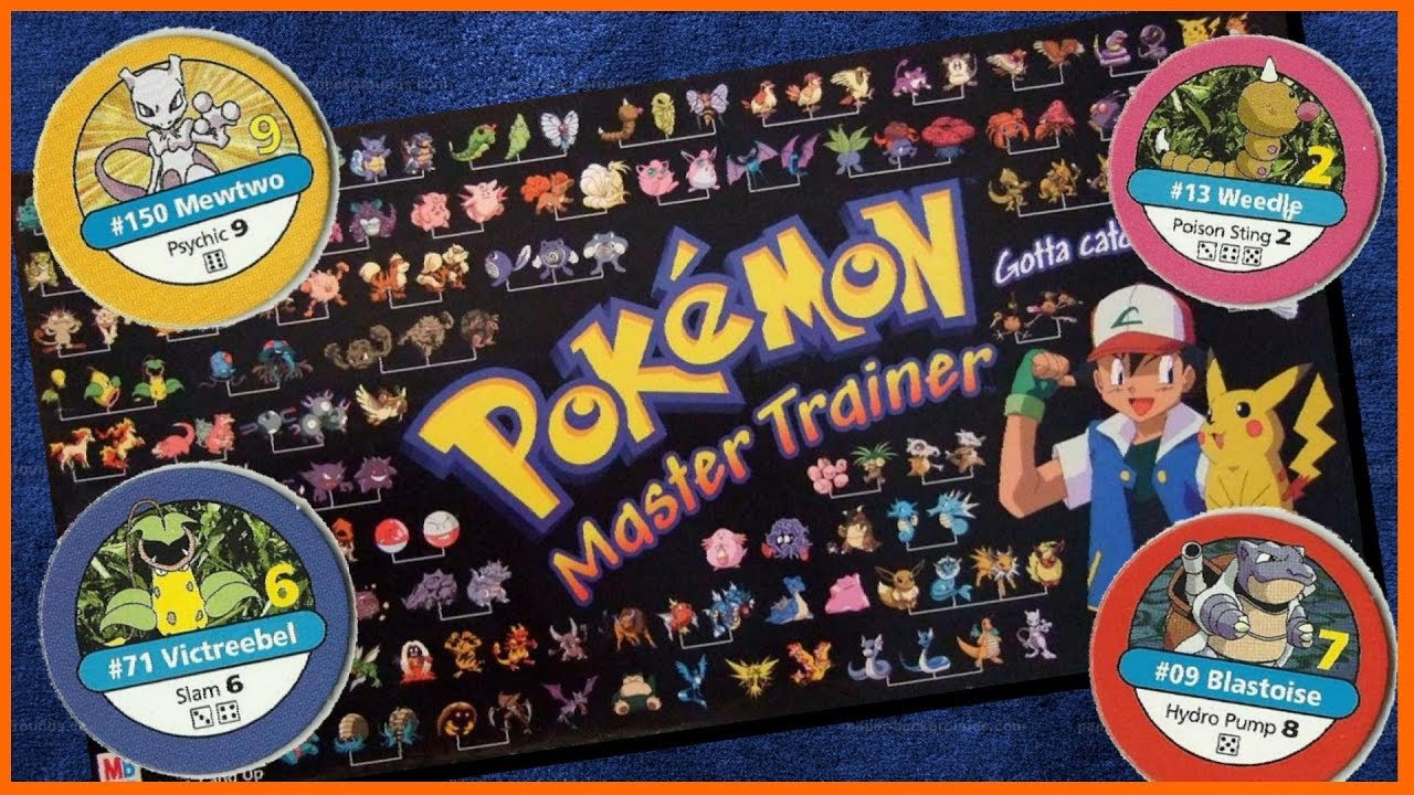Pokemon Meistertrainer