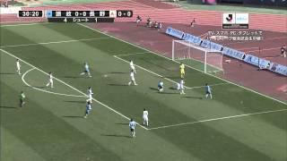 J2・J3入れ替え戦 第2戦 カマタマーレ讃岐 vs AC長野パルセイロ戦