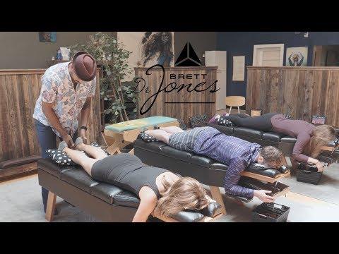 4K Chiropractic Adjusting FLOW - Serving 3 People w/ Dr  Brett Jones