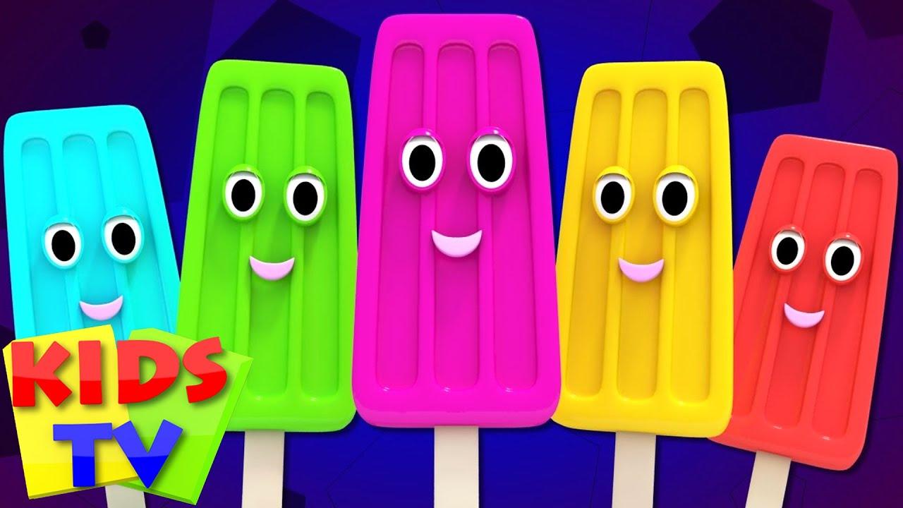 the finger family  8270f4385d2f4