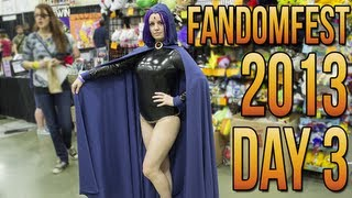 FandomFest 2013 Day 3 | Epos & Chu