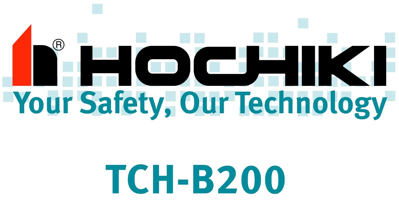 Hochiki TCH-B200 New ESP Address Programmer