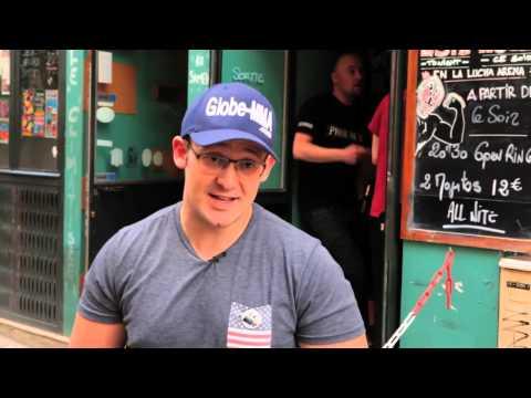 Extrait de NO CONTEST - MMA TV SHOW #5 - JB GLOBE-MMA