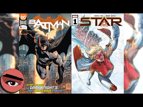 The Comic Watchers Show E061 Star #1 and Batman #86