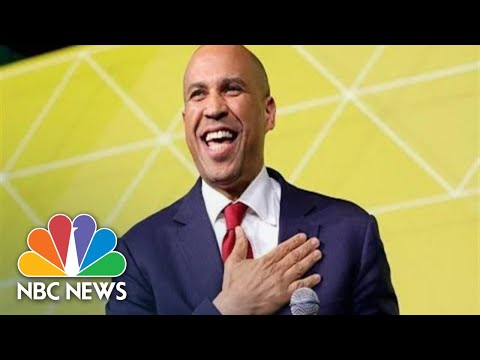 Watch Live: Cory Booker Announces Run For 2020 Presidential Election | NBC News Mp3