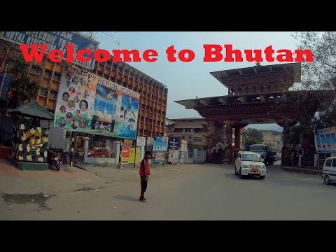 BHUTAN SERIES | EPISODE 1 | PUNE TO PARO | TWO STRANGERS | THEIR FIRST INTERNATIONAL RIDE
