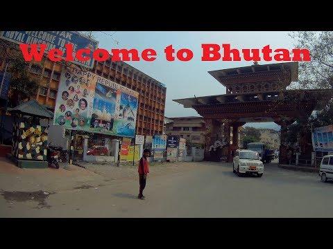 BHUTAN SERIES   EPISODE 1   PUNE TO PARO   TWO STRANGERS   THEIR FIRST INTERNATIONAL RIDE