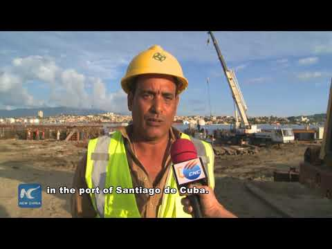 Port Of Santiago De Cuba Being Modernized With Chinesehelp