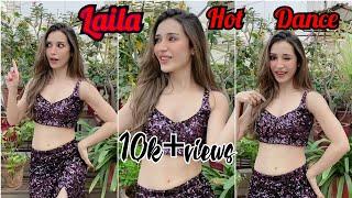 Heli Daruwala Hot Dance raat jawan hai song Desi Music factory story shorts