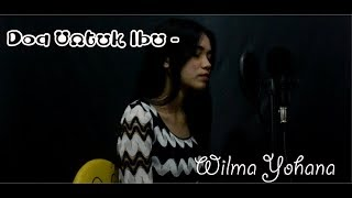 Gambar cover Doa Untuk Ibu - Ungu (Cover by Wilma Yohana)