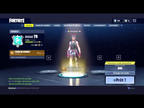 [LIVE/QUENTIN] RUSH TOP 1 AVEC DES AMIS !!! - Fortnite battle royale