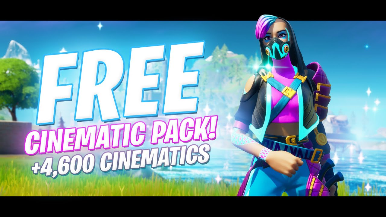 The ULTIMATE FREE Fortnite Season 3 Cinematic Pack (4,600+ Downloads)