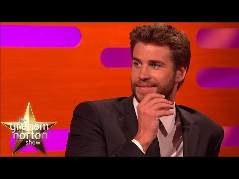 Liam Hemsworth Got ChestKicked By JeanClaude Van Damme  The Graham Norton
