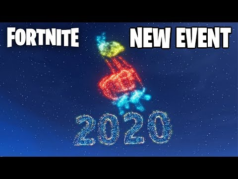 Fortnite 2020 EVENT LIVE COUNTDOWN! NEW FORTNITE UPDATE (Fortnite NEW YEARS Event)