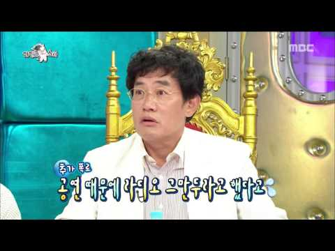 [RADIO STAR] 라디오스타 - Yoon Hyeong-bin, the story of radio DJ 20160629