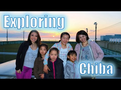 Exploring Chiba with Kim Dao and Internationallyme