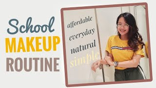 School Makeup Routine (Philippines)