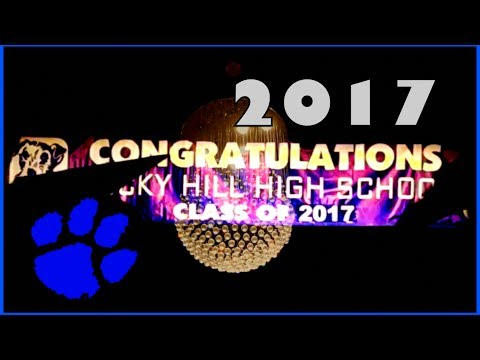 Rocky Hill High School Graduation - Class of 2017!!! (Day In The Life - Special Edition)