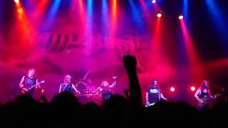 Battle Beast-We Will Fight  09/27 2017 赤坂BLITZ