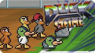EQUIPO DE PATOS!! | Sara, Exo, Gona y Luh en DUCK GAME
