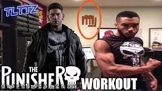 The Punisher Workout | Tough Like The Toonz: EP 31