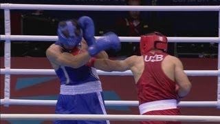 Full Replay Atoev v Murata - Boxing Men