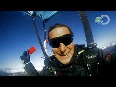 Man vs. Wild - Parachute Malfunction