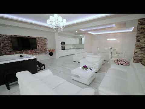 Two bedroom apartment interior design type 2 - Porto Budva Complex
