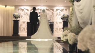 목동 더브릴리에 웨딩장면