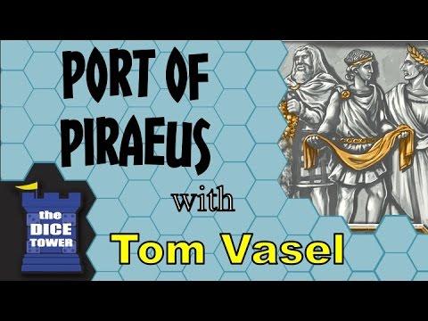Port of Piraeus Review