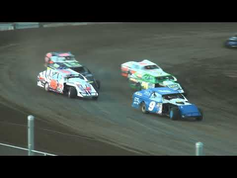 IMCA Modified Heats Independence Motor Speedway 8/12/17