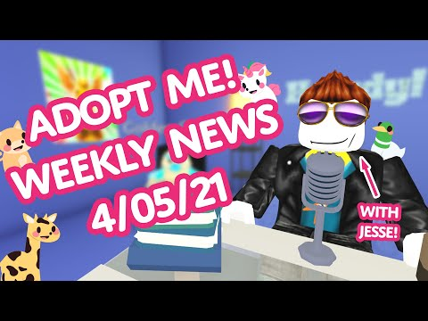 A SURPRISE VIDEO! 🎬👀 LEAH ASHE PUTS PRINCESS IN CHARGE! 😈🦄 Weekly News 4/05👁🗨 Adopt Me! on Roblox