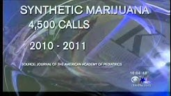 K2 (synthetic marijuana) difficult to detect