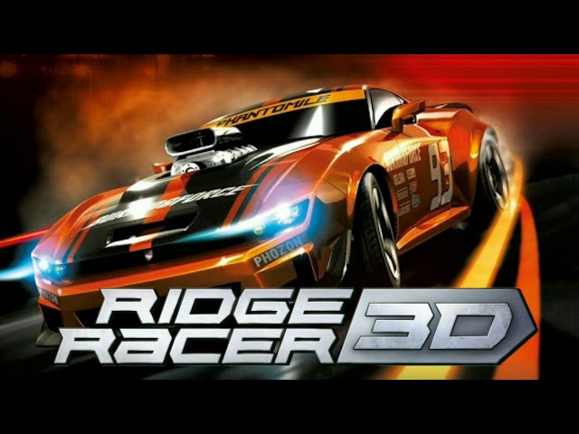 Ridge Racer 3D - Full Soundtrack