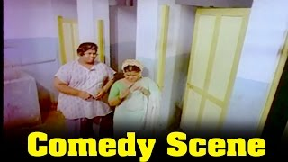 Dowry Kalyanam Movie : Manorama And Her Daughter Funny Comedy Scene