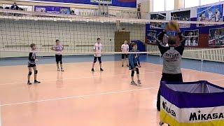 Обучение волейболу детей. Пионербол с элементами волейбола-2